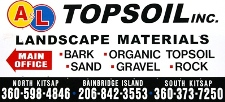 Composting soil, Topsoil and Landscape Bark Kitsap and Poulsbo